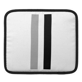 Race Stripes Sleeve For iPads
