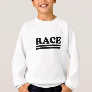 race sweatshirt