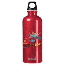 SIGG Traveller Water Bottle (0.6L) with Dusty Crophopper Race To The Rescue design