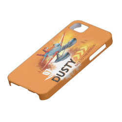 Case-Mate Vibe iPhone 5 Case with Dusty Crophopper Race To The Rescue design