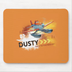 Dusty Crophopper Race To The Rescue Mousepad