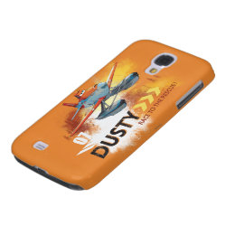 Case-Mate Barely There Samsung Galaxy S4 Case with Dusty Crophopper Race To The Rescue design