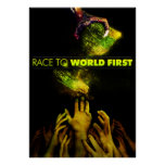 Race To World First - official movie poster