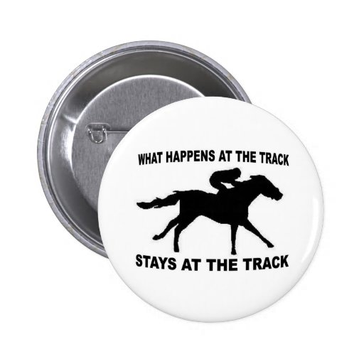 RACE TRACK PINS
