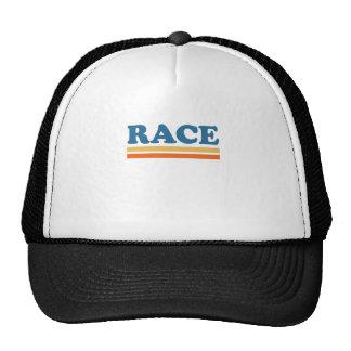 race trucker hat