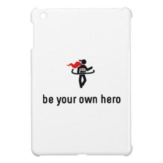 Race Walking Hero iPad Mini Cover