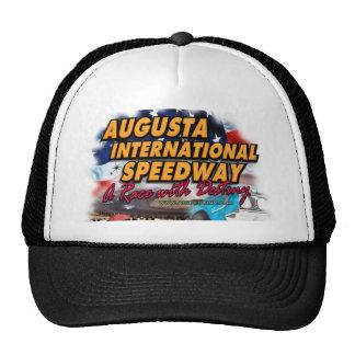 Race with Destiny cap Mesh Hats