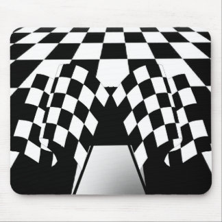 Race You Home Mouse Pad