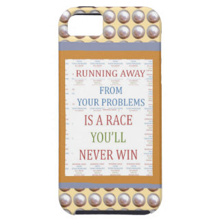 RACE you want to WIN .. iPhone SE/5/5s Case
