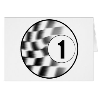 Racecar #1 card