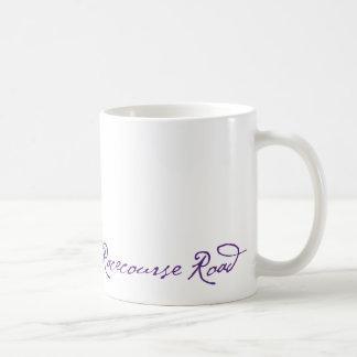 Racecourse Road Coffee Mug