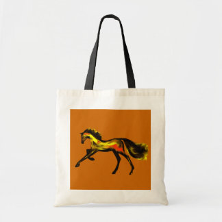 Racehorse Greats ~ Deco Thoroughbreds Canvas Bags