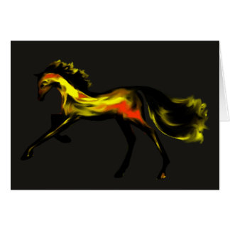 Racehorse Greats Deco Thoroughbreds Greeting Cards