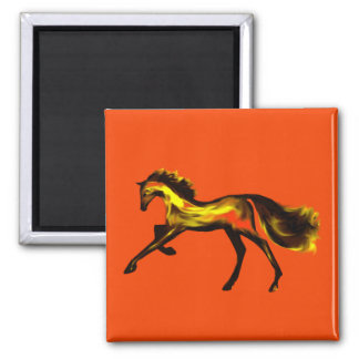 Racehorse Greats Deco Thoroughbreds Magnets