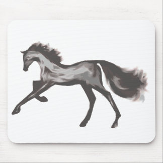 Racehorse Greats ~ Deco Thoroughbreds Mouse Pad