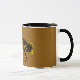 Racehorse Greats ~ Deco Thoroughbreds Mug