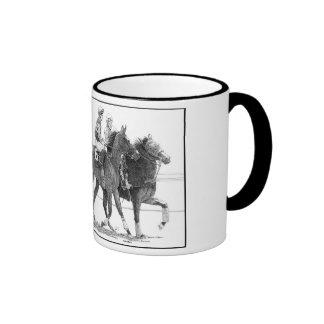 Racehorse Mug
