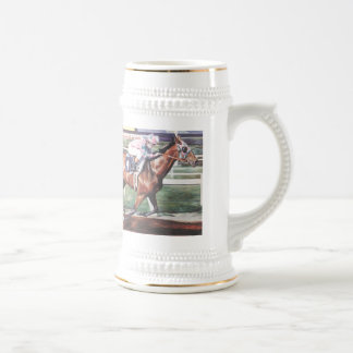 """""""Racehorse Mug"""""""