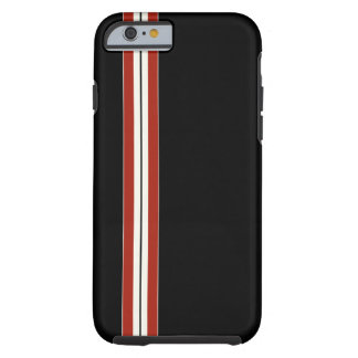 Racer Black - Mate Case iPhone 6 Case