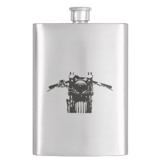 Racer coffee headlight only. Simple Fast Day Flask