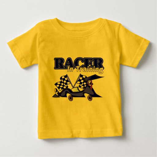 Racer In Training Shirts