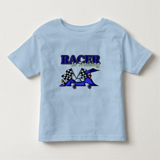 Racer In Training Toddler T-shirt