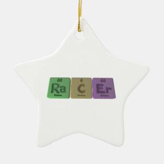 Racer-Ra-C-Er-Radium-Carbon-Erbium.png Ceramic Ornament
