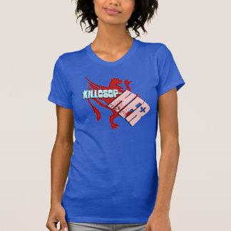 Racerback de las mujeres de KillosopHER Camisas