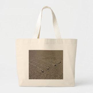 Racetrack Playa Mud Tracks Bag