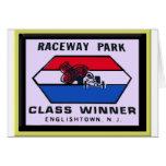 Raceway Park Cards