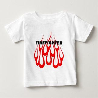 Racey Flames FF Baby T-Shirt