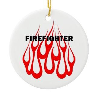Racey Flames FF ornament