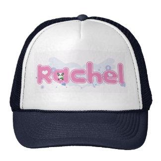 rachel 2 trucker hat