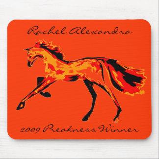 Rachel Alexandra - 2009 Preakness Winner Mouse Pad
