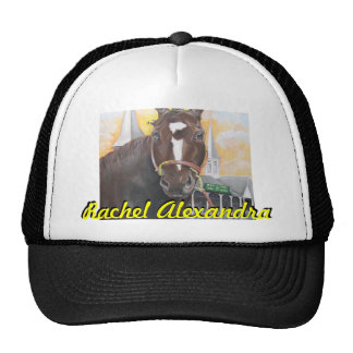 Rachel Alexandra Baseball Cap Trucker Hat