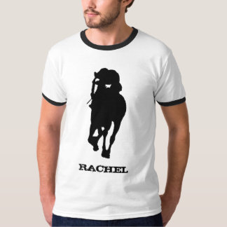 Rachel Alexandra - Big Silhouette T-Shirt