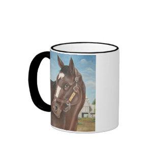 Rachel Alexandra Coffe Mug