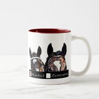 Rachel Alexandra Horse of the Year Ballot Mug