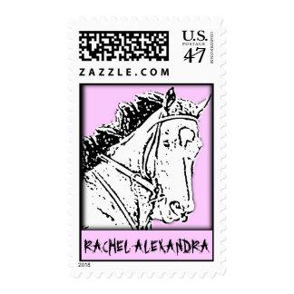 Rachel Alexandra - Postage Stamp
