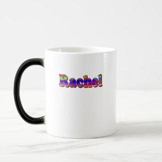 Rachel Blue White Tea Mug