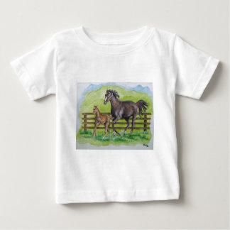 Rachel & Curlin Colt Baby T-Shirt