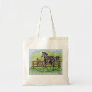 Rachel Curlin Colt Tote Bag