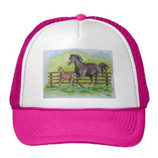 Rachel Curlin Colt Trucker Hats