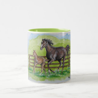 Rachel Curlin Colt Mug
