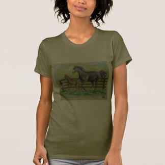 Rachel Curlin Colt Tee Shirt