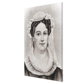 Rachel Jackson Canvas Print