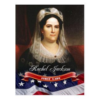 Rachel Jackson First Lady of the U S Postcard