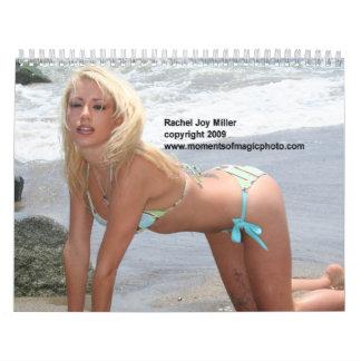 Rachel Joy Miller Bikini Pin-Up Calendar