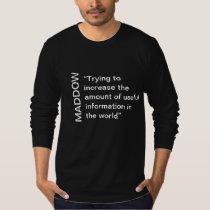 Rachel Maddow long-sleeved t-shirt