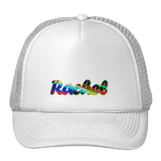 Rachel mesh cap trucker hat